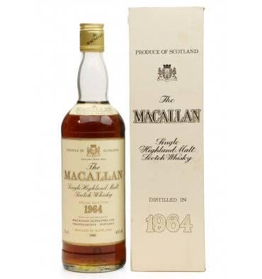 Macallan 1964 - Special Selection