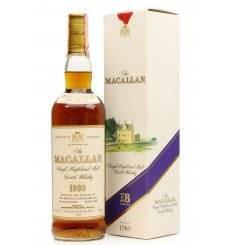 Macallan 18 Years Old 1980