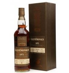 Glendronach 38 Years Old 1971 - Single Cask No.483