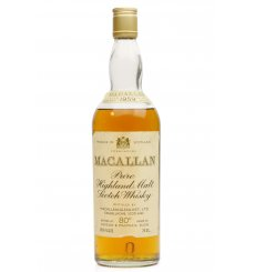 Macallan 1959 - 80° Proof G&M