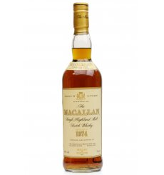 Macallan 18 Years Old 1974