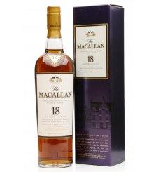 Macallan 18 Years Old 1991