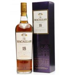 Macallan 18 Years Old 1992