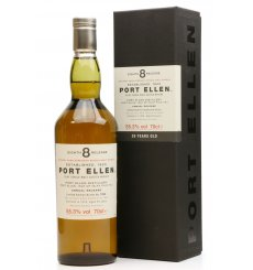 Port Ellen 29 Years Old - 8th Release