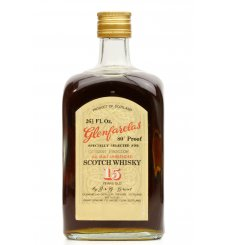 Glenfarclas 15 Years Old - Dumpy Bottle 80° Proof