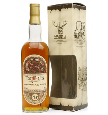 MacPhail's 45 Years Old 1938 - G&M (75cl)