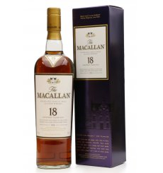 Macallan 18 Years Old 1988