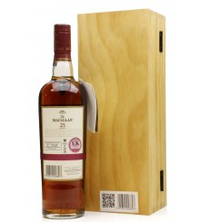 Macallan 25 Years Old - Sherry Oak