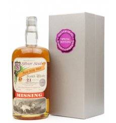 Port Ellen 21 Years Old 1982 - Silver Seal MISSING (1.5 Litre)