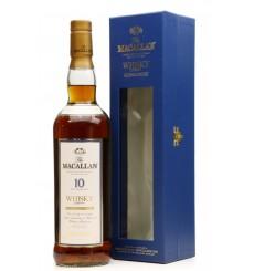 Macallan 10 Years Old - Whisky Magazine 10th Anniversary