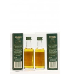 Speyburn 10 Years Old Miniatures (2x5cl)