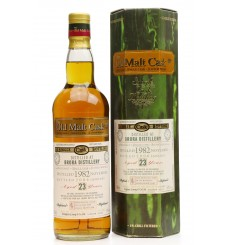 Brora 23 Years Old 1982 - The Old Malt Cask