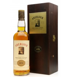 Aberlour 21 Years Old 1970 - Limited Edition