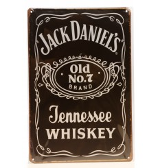 Jack Daniel's Collectable Tin Plaque