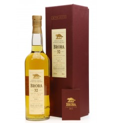 Brora 32 Years Old - 2011 Limited Edition