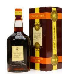 GM 30 Years Old 1974 from Uitvlugt Distillery - Cadenhead's Cask Strength Rum