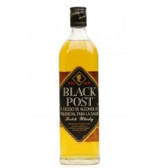Black Post Scotch Whisky - Marshall McGregor Ltd