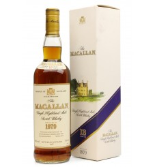 Macallan 18 Years Old 1979
