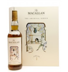 Macallan The Archival Series - Folio 1