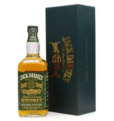 Jack Daniel's Old No.7 - Green Label (750ml)