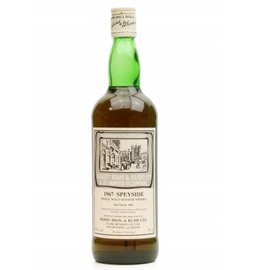 Glen Grant 1967 - 1990 Berry Bros & Rudd (75cl)