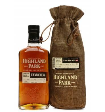 Highland Park 13 Years Old 2003 - Dannebrog Single Cask Series