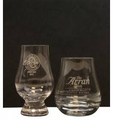Arran Glasses x2