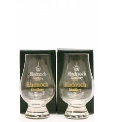 Bladnoch Glaencairn Nosing Glasses x2