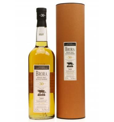 Brora 30 Years Old - 2009 Limited Edition