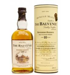 Balvenie 10 Years Old Founder's Reserve - Bank of Scotland Corporate