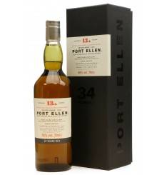 Port Ellen 34 Years Old - 13th Release