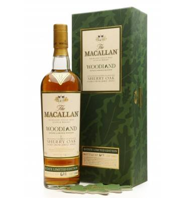 Macallan Woodland Estate Limited Edition