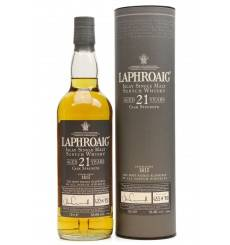 Laphroaig 21 Years Old - Heathrow Terminal 5 Cask Strength