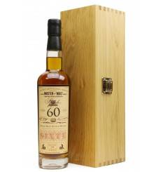 Master Of Malt Speyside 60 Years Old - Secret Bottlings Series 1st Edition
