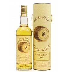 Port Ellen 16 Years Old 1979 - Signatory Vintage