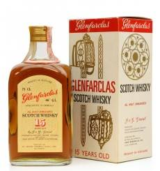 Glenfarclas 15 Years Old - All Malt Unblended Dumpy (75cl)
