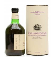 Bunnahabhain 40 Years Old 1963 - Limited Edition
