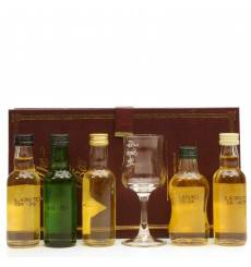 The Singles Bar Miniature Set - With Nosing Glass