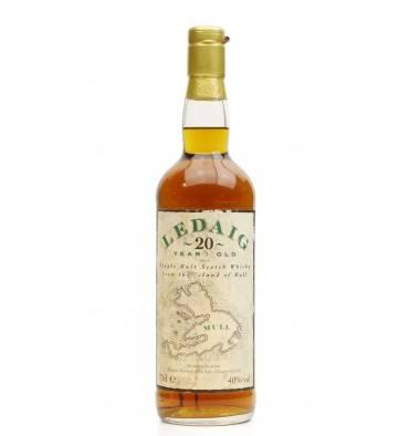 Ledaig 20 Years Old - Doublas Murdoch & Co.