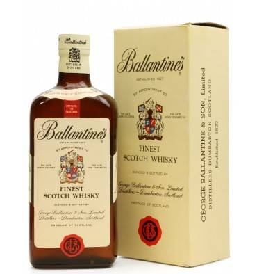 Ballantine's Finest - For Netherlands