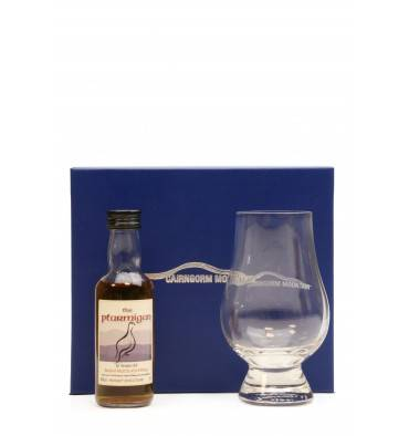 Ptarmigan 15 Years Old Blended Scotch - Cairngorm Mountain gift set