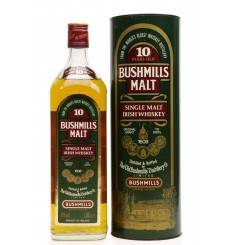 Bushmills 10 Years Old (1 Litre)