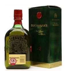 Buchanan's 12 Years Old - De Luxe