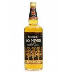 Seagram's 100 Pipers - De Luxe (1 Litre)