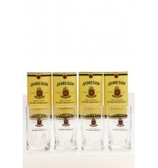 Jameson Tumblers x4