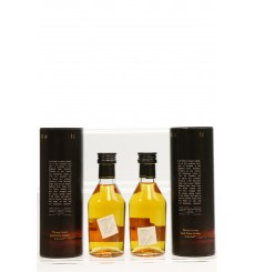 Highland Park 12 Years Old Miniatures x2