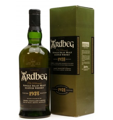 Ardbeg 1975 - Limited Edition