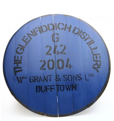 Glenfiddich Decorative Cask End