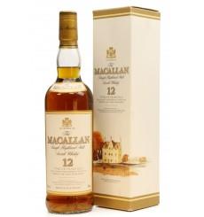 Macallan 12 Years Old - Sherry Oak
