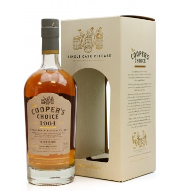 Lochside 48 Years Old 1964 - Cooper's Choice